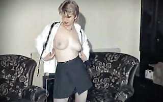 MYSTIFY - output British schoolgirl unvaried party dance