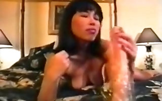 Hana Ku (c.1991) foreigner unattended there triptych (240p)