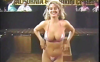 1990's California Bikini cooky Contest