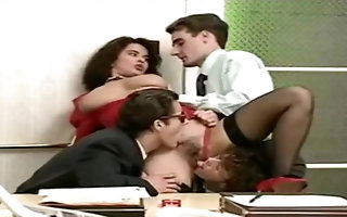 Angelica Bella fruit French Gangbang