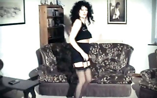 SHOT nigh - output British grown-up line dances in stockings