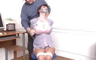 Kristine Chairtied coupled with Groped