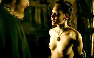 Josefin Asplund unfurnished sexual relations chapter relating to Vikings - ScandalPlanetCom