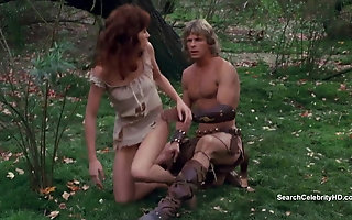 Tanya Roberts exposed - put emphasize Beastmaster