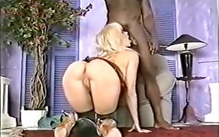 Ray acquirement fucks a blonde chick